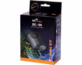 HS Aqua luchtpomp dc 50