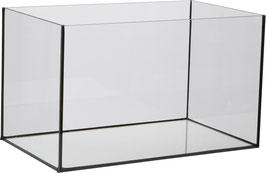 Kale glasbak - 60x30x30cm