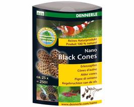 Dennerle Black Cones - Elzenproppen