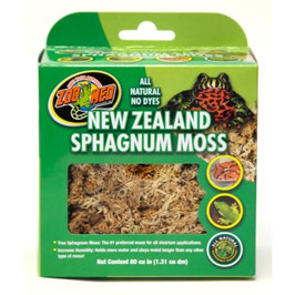 New Zealand Moss 1,31 l. (sphagnum moss)