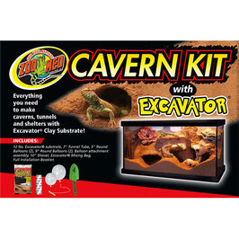 ZM Cavern Kit with Excavator 5,4kg
