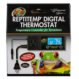 ZM ReptiTemp Digitale thermostaat