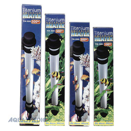 Aquamedic Titanium heaters