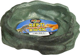 ZM REPTI ROCK WATER DISH MEDIUM WD-30E ​