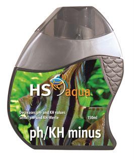 HS AQUA pH/KH MINUS