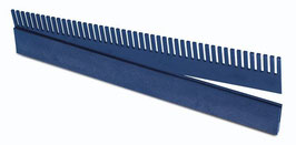 Aquamedic Overflow comb with holder - 32 cm
