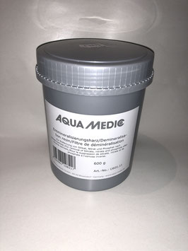aquamedic silicaten hars - Demineralisation resin 600 g