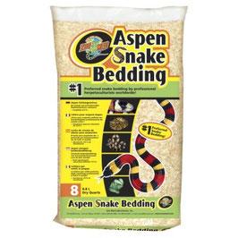 ZM Aspen Snake Bedding 8,8 Liter