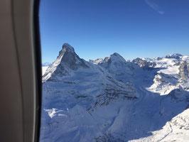 Matterhorn ab Zweisimmen 1 Stunde