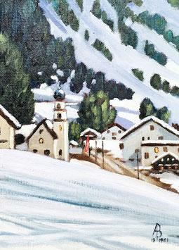 Hochgurgl, Austrian Tyrol