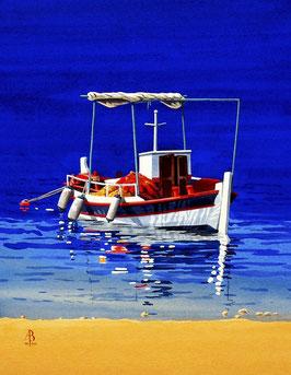 Fishing boat, Kefalonia