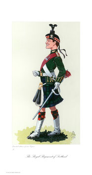 AB - The Royal Regiment of Scotland