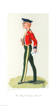 AB - The Royal Dragoon Guards (Mess dress)