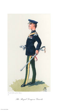 AB - The Royal Dragoon Guards (No.1 dress)