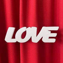 """Scritta """"LOVE"""" Tipo 1 in polistirolo"""