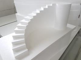 Scala per cake design 3D