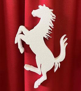 Forma Cavallo tipo 1 in polistirolo