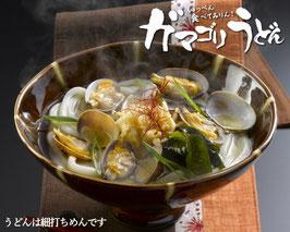 金トビ志賀 ガマゴリうどん4食セット