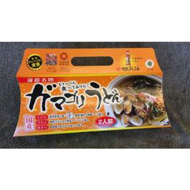 金トビ志賀 ガマゴリうどん2食セット