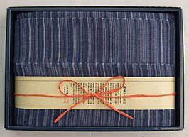 縞屋の治作 多重織ガーゼ バスタオル
