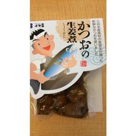 三谷水産高校共同開発 千賀屋 かつおの生姜煮
