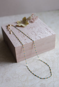 Collier BELLE NINA - Turquoise