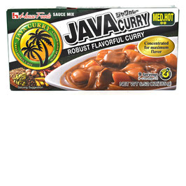 HOUSE Java Curry Mittelscharf 185g