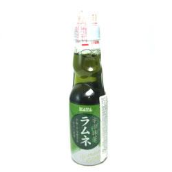 RAMUNE Maccha Flavor KIMURA 200ML 抹茶ラムネ