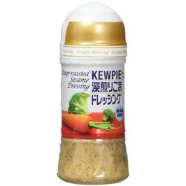 Kewpie Fukairi Goma Dressing 深煎りごまドレッシング 150ml