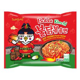 SAMYANG Hot Chicken Flavor Ramen Kimuchi 130g