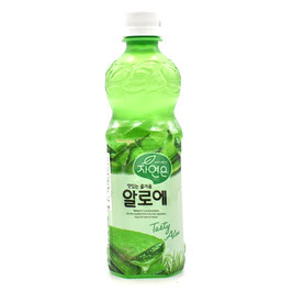 Wongjin Aloe Drink 500ml 웡진 알로에