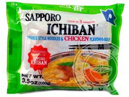 SAPPORO Ichiban Chicken ramen  サッポロ一番チキンラーメン 1人前