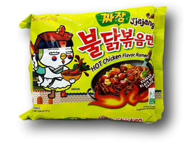 SAMYANG Hot Chicken Flavor Ramen Jjajang 130g