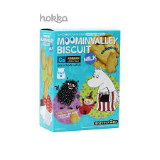 Moominvalley Biscuit Milk  ムーミン谷のビスッケトミルク