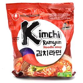 Nongshim Kimchi Ramen 120g×5  김치라면