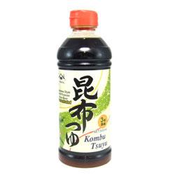 YAMASA Konbu Tsuyu 500ml 昆布つゆ