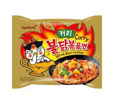 SAMYANG Hot Chicken Flavor Ramen Curry 130g