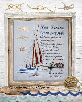 """ISA20 / """" Les Vieux Gréements """""""