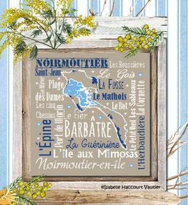 """BDN41 / """" L'île de Noirmoutier """""""
