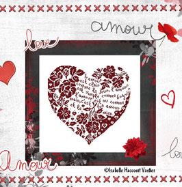LI21 / Coeur d'Amour