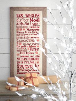 "BDN58 / "" Les règles d'un Bon Noël """