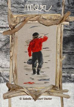 """PORT16 / """" Le Pêcheur au pull rouge """""""