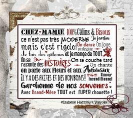 """BDN45 / """" Chez Mamie """""""