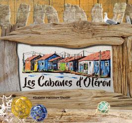 """ref: ISA38/ """" Les Cabanes d'Oléron """""""