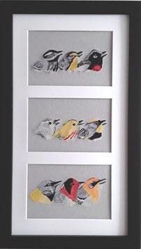 "LI 04 / "" Les Petits Oiseaux """