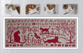 """RV162 / """" Un chat dans mon coeur """""""