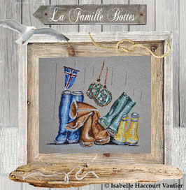 "ISA15 / "" La Famille Bottes """
