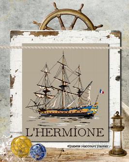 "ISA40 / "" L'Hermione """