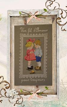 "RV 253 / "" Un petit Fil d'Amour """