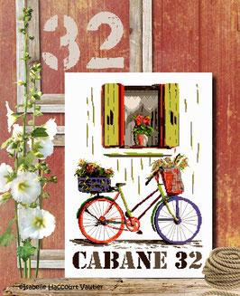Ref: ISA42 / Cabane 32